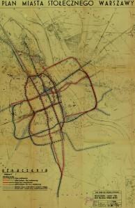 Warsaw Metro (circa 1938)